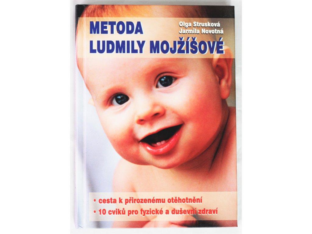 Kniha Metoda Ludmily Mojžíšové - Bazar
