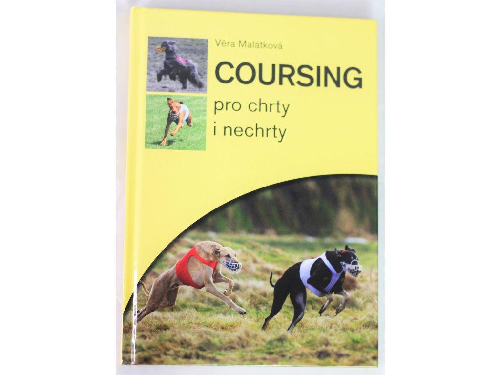 Kniha Coursing pro chrty i nechrty - Bazar