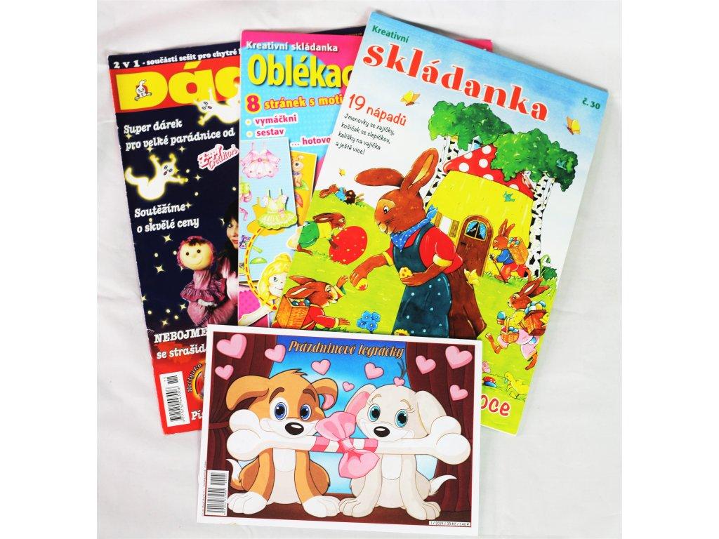 Set časopisů pro děti - Bazar