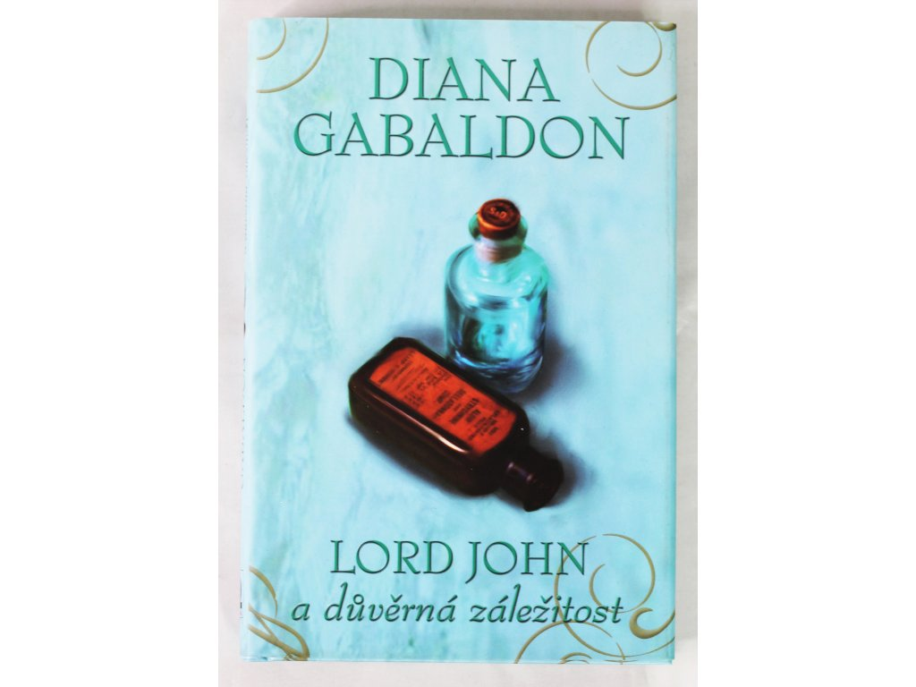 Kniha Lord John a důvěrná záležitost - Bazar