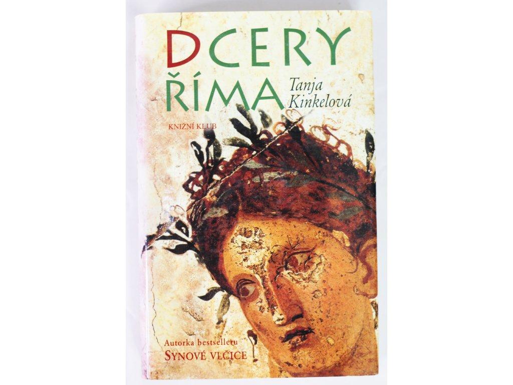 Kniha Dcery Říma - Bazar
