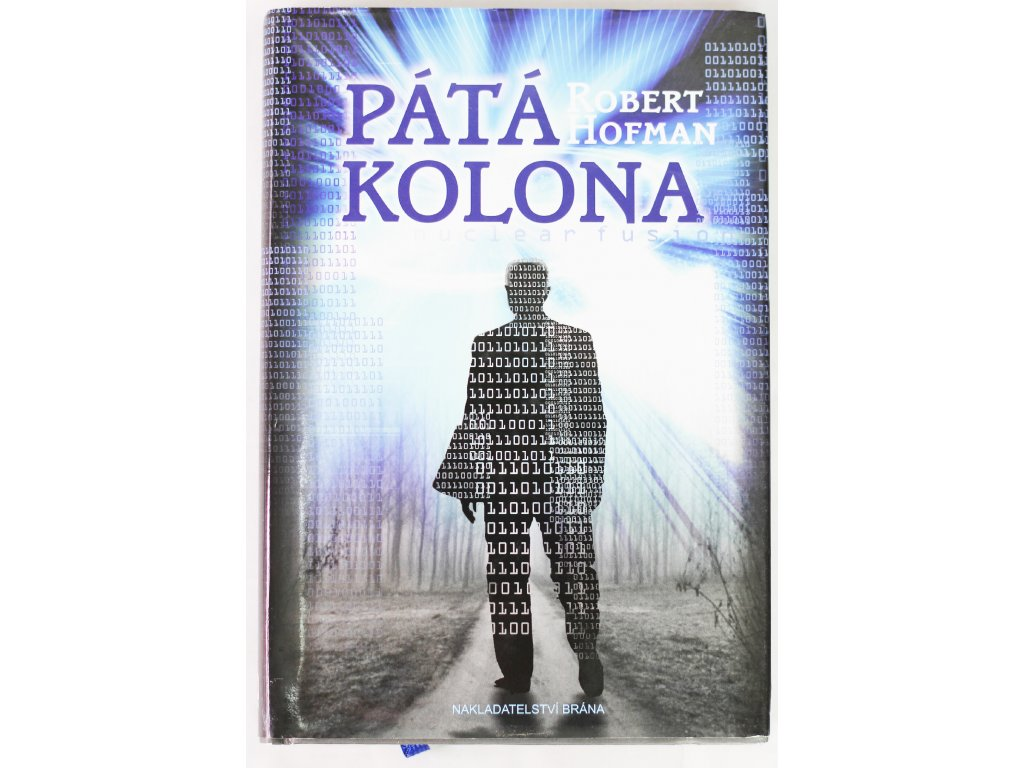 Kniha Pátá kolona - Bazar