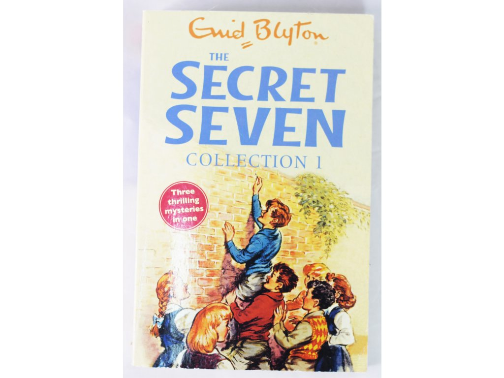 Kniha The Secret Seven Collection 1 - English - Bazar