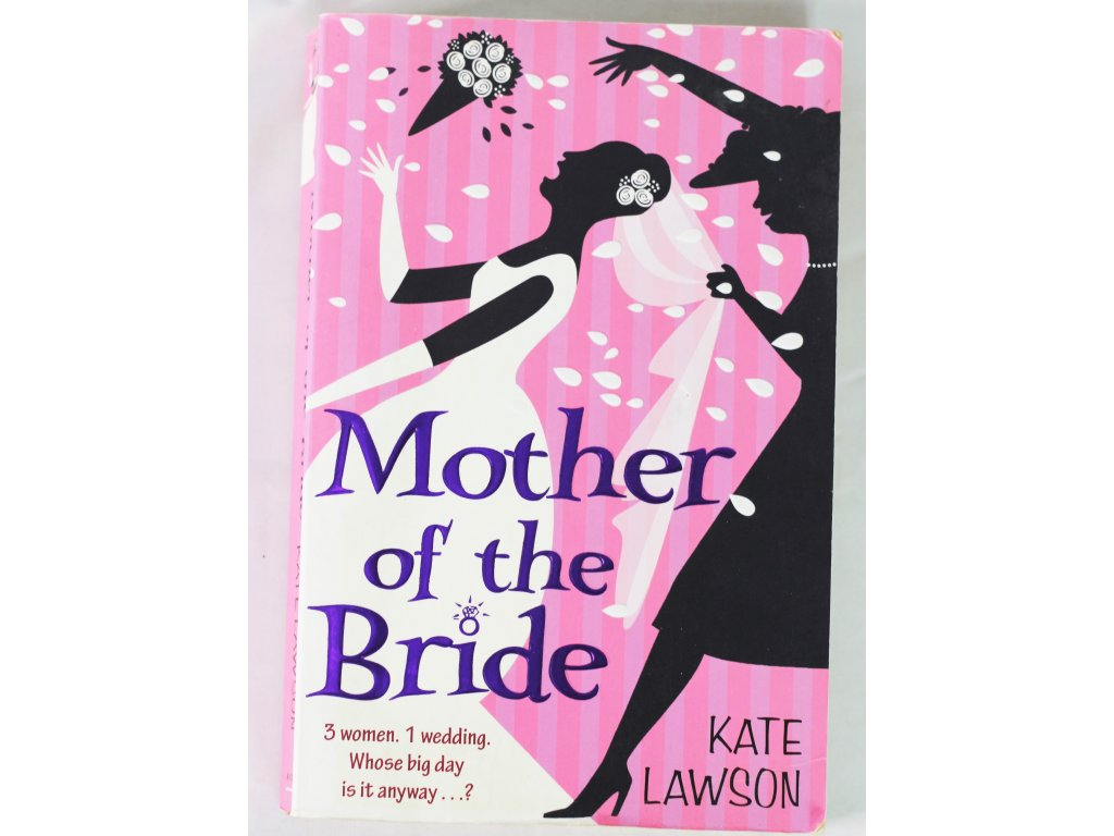 Kniha Mother of the Bride - English - Bazar