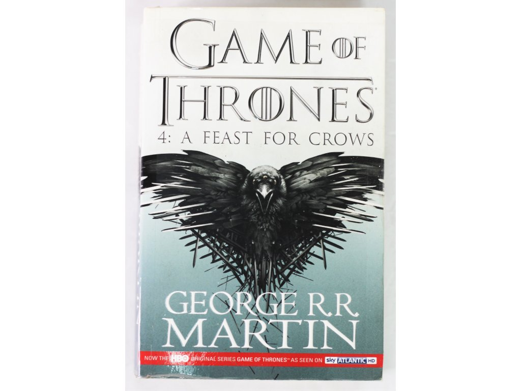 Kniha Game of Thrones: A Feast for Crows - English - Bazar