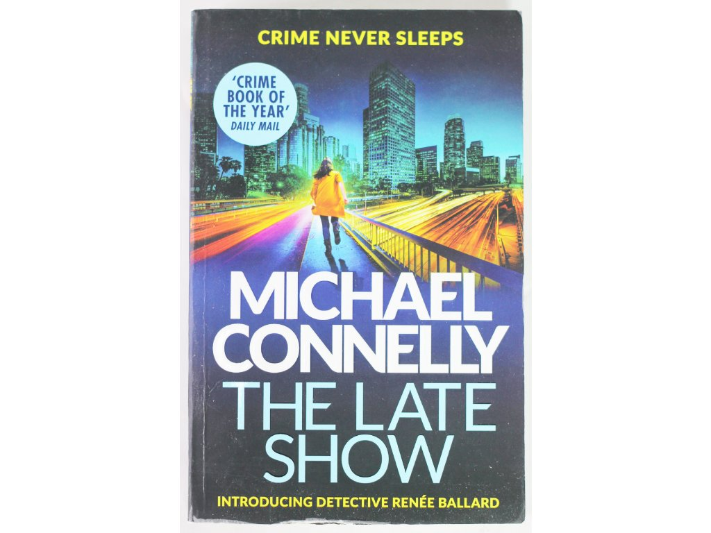 Kniha The Late Show - English - Bazar