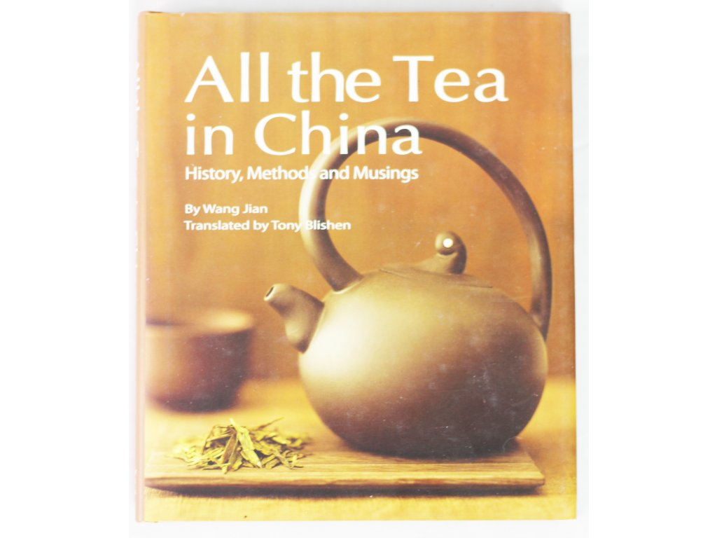 Kniha All the Tea in China - English - Bazar