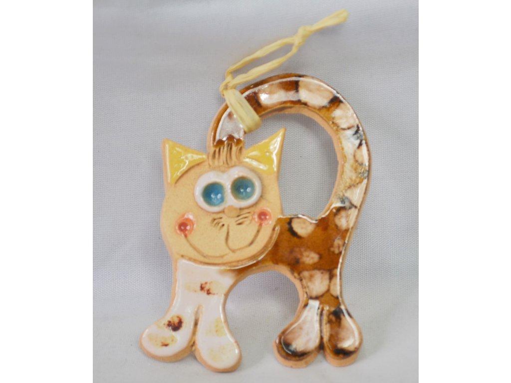 Dekorace kočička - Bazar