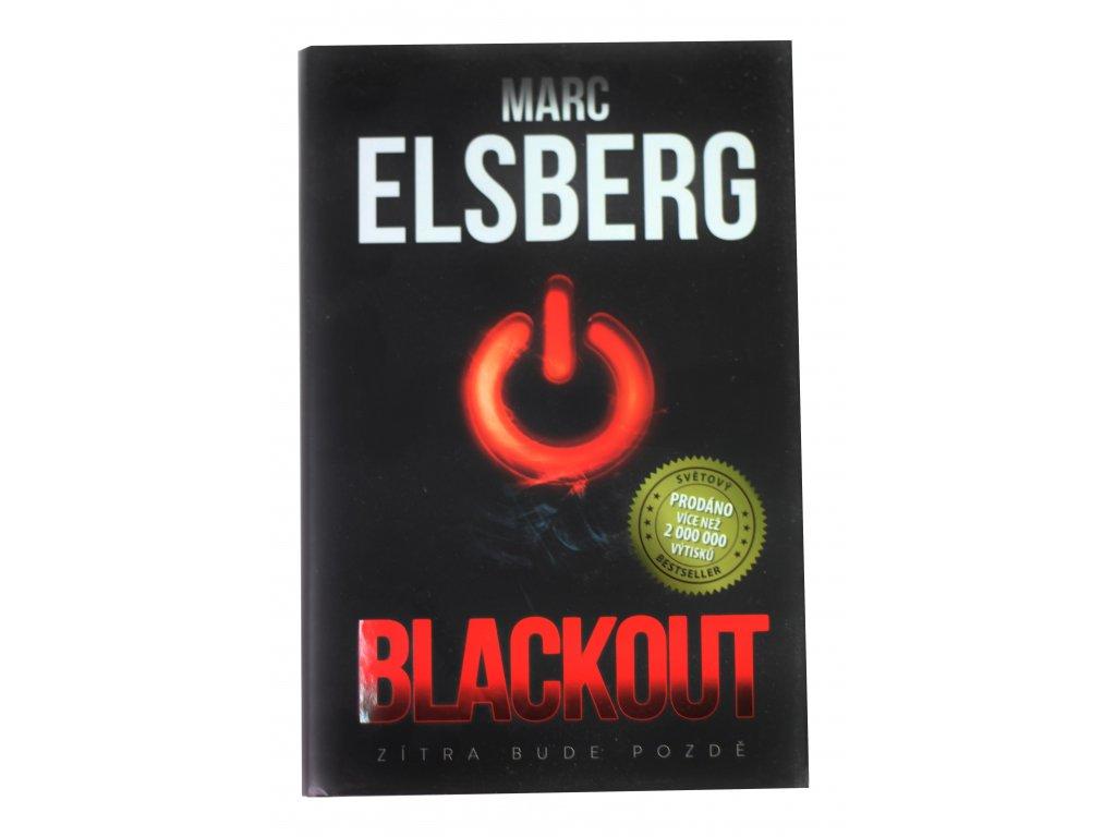 Kniha Blackout - Zítra bude pozdě - Bazar