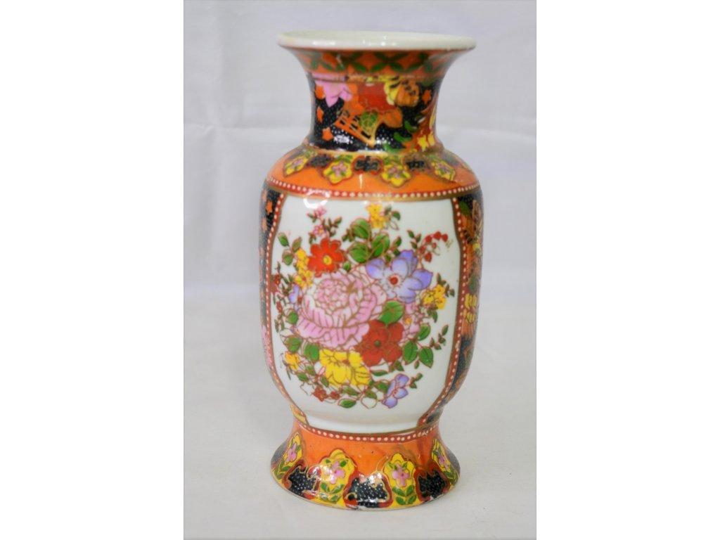 Váza s květinami - Bazar
