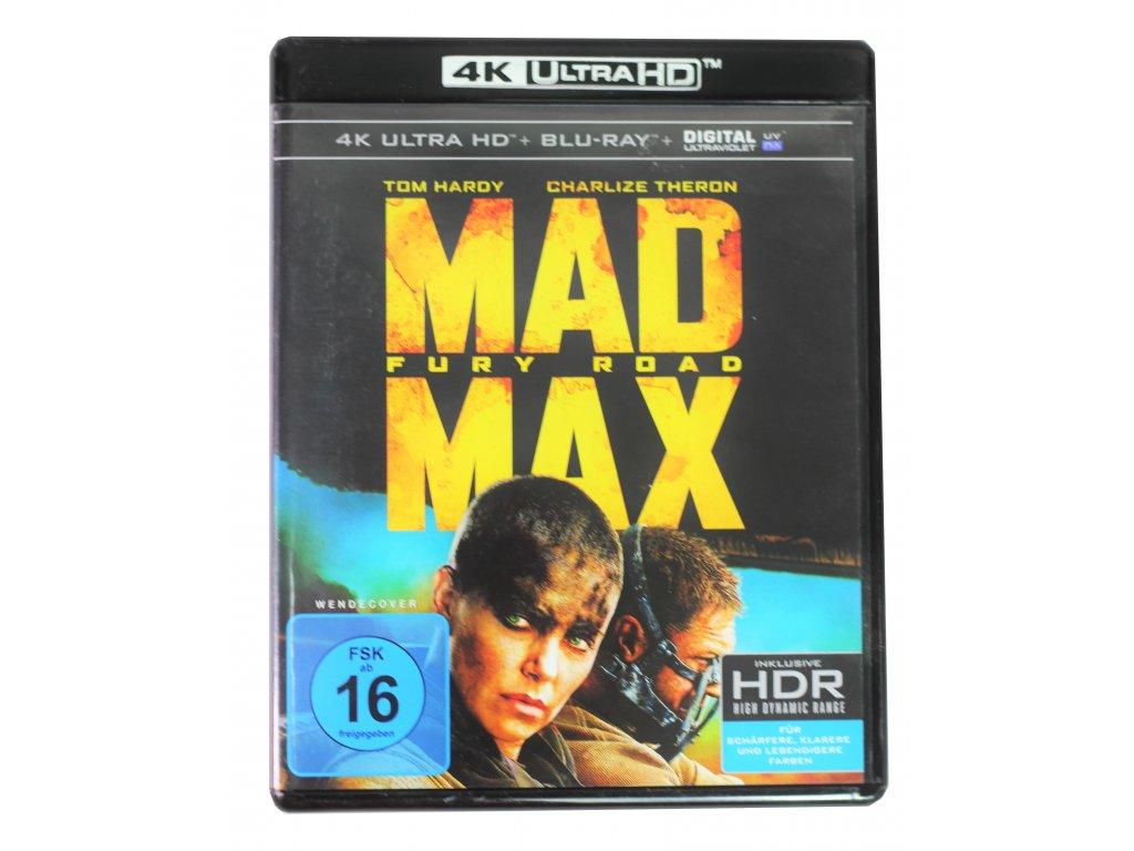 Film Mad Max - English - Bazar