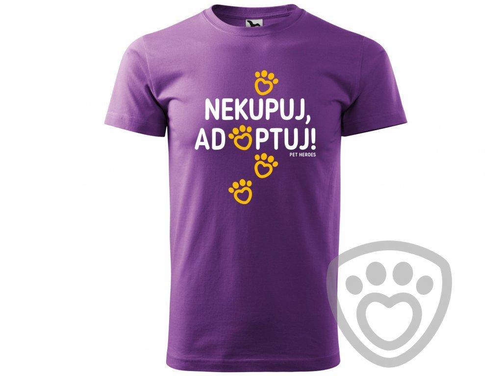 pánské tričko kočka
