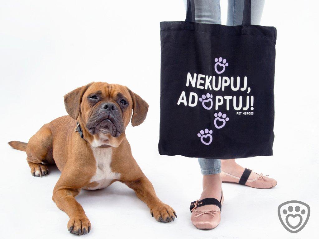 nekupuj, adoptuj