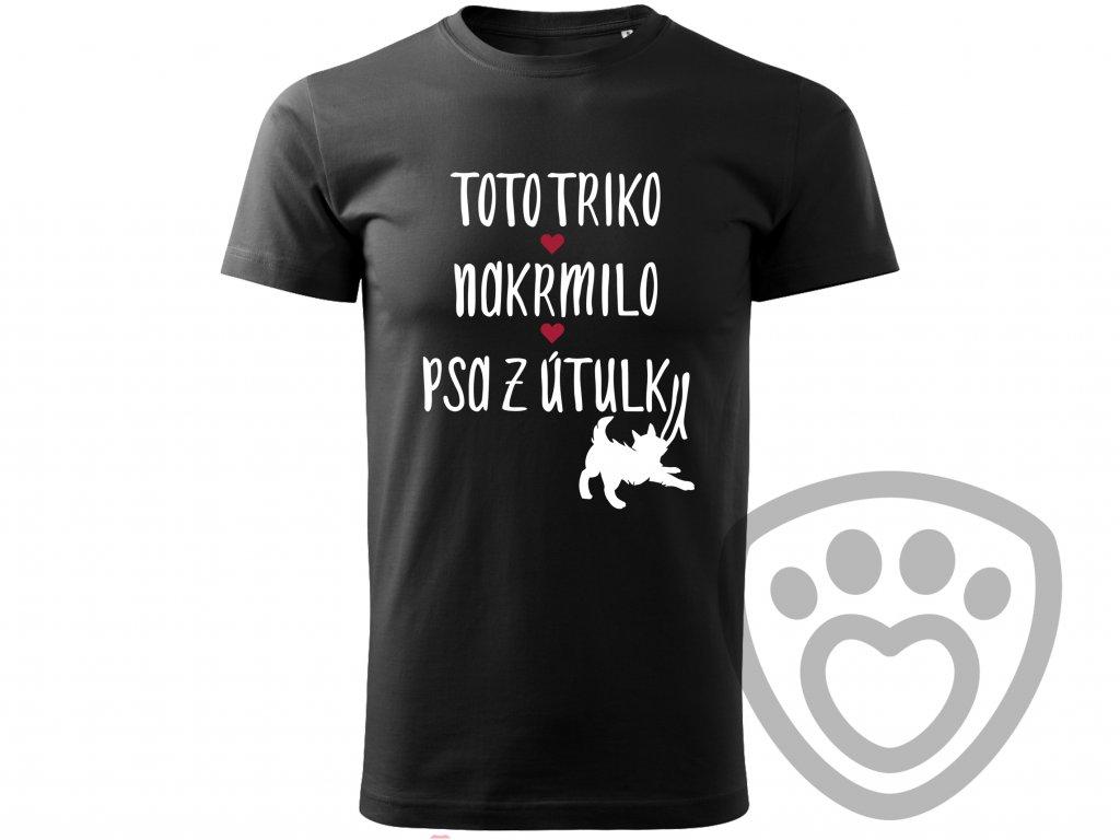 psí tričko