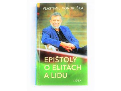 Kniha Epištoly o elitách a lidu - Bazar