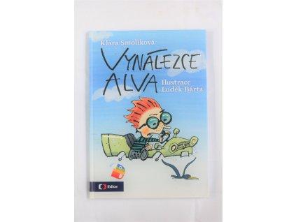 Kniha Vynálezce Alva - Bazar