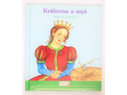 Kniha Královna a myš - Bazar