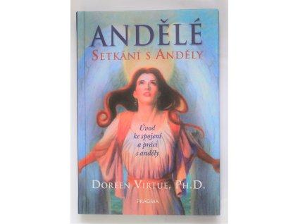 Kniha Andělé, setkání s anděly - Bazar