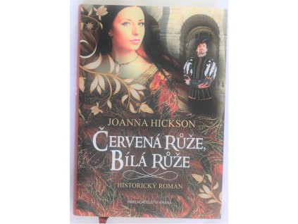 Kniha Červená růže, bílá růže - Bazar