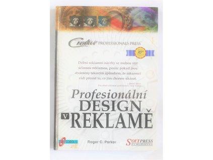 Kniha Profesionální design v reklamě - Bazar