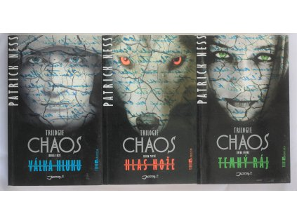 Knihy Trilogie Chaos - Bazar