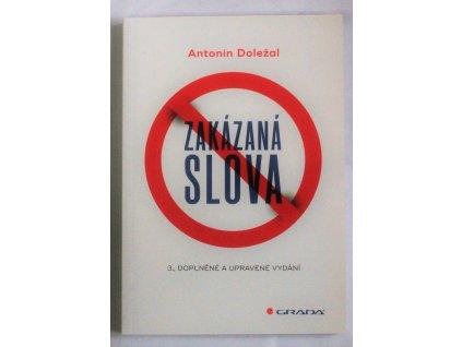 Kniha Zakázaná slova - Bazar