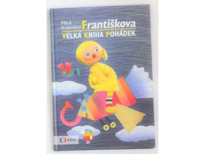 Kniha Františkova velká kniha pohádek - Bazar