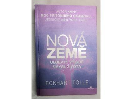 Kniha Nová Země - Bazar