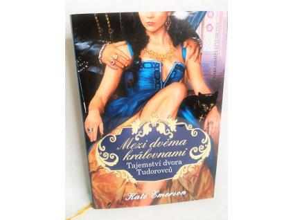 Kniha Mezi dvěma královnami - Bazar