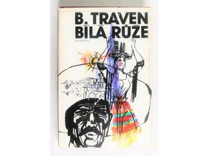 Kniha Bílá růže - Bazar
