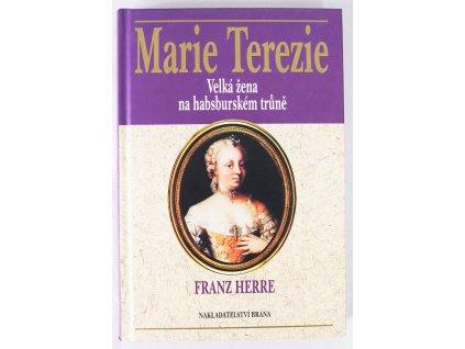 Kniha Marie Terezie - Bazar