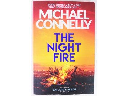 Kniha The Night Fire - English - Bazar