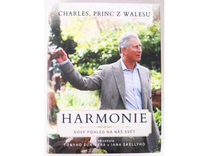 Kniha Harmonie - Nový pohled na náš svět - Bazar