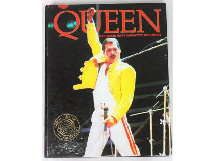 Kniha Queen: Nový obrazový dokument - Bazar