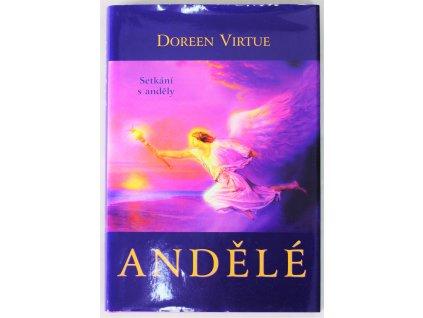 Kniha Andělé: Setkání s anděly - Bazar