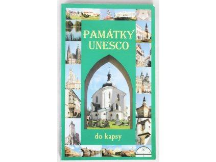 Kniha Památky Unesco do kapsy - Bazar