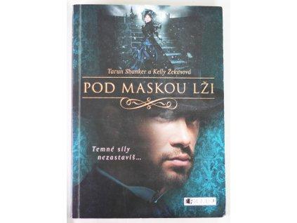 Kniha Pod maskou lži - Bazar