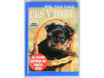 Kniha Pes v bytě - Bazar