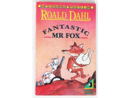 Kniha Fantastic Mr Fox - English - Bazar