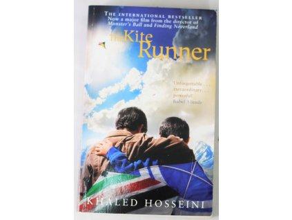 Kniha The Kite Runner - English - Bazar