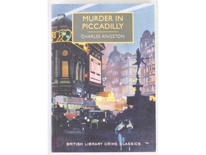 Kniha Murder in Piccadilly - English - Bazar