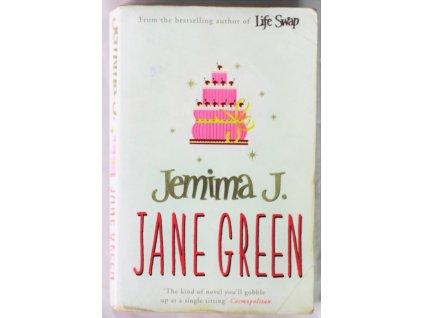 Kniha Jemima J. - English - Bazar