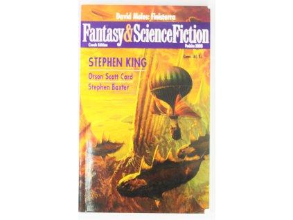 Kniha Fantasy a ScienceFiction podzim 2008 - Bazar