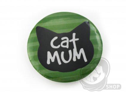 Placka CAT MUM