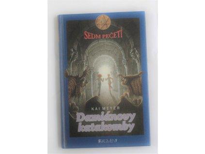 Kniha Sedm pečetí Damiánovy katakomby - Bazar