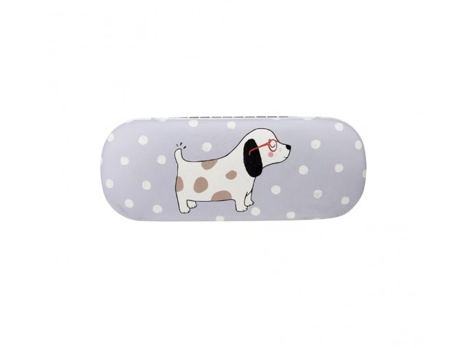 Barney the dog glasses case1