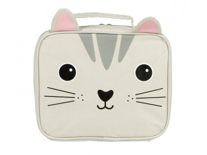 Nori Cat Kawaii Friends Lunch Bag1