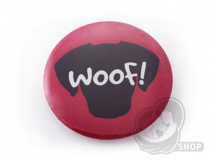 Placka WOOF!