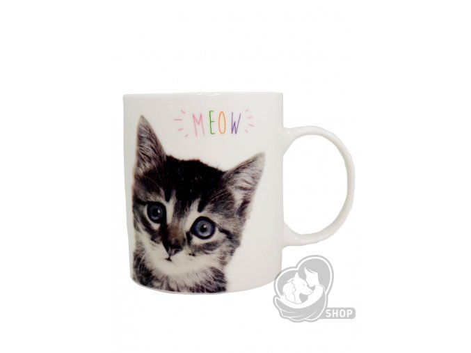 Hrnek Meow