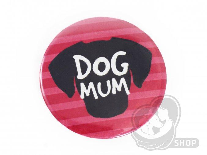 Magnet DOG MUM
